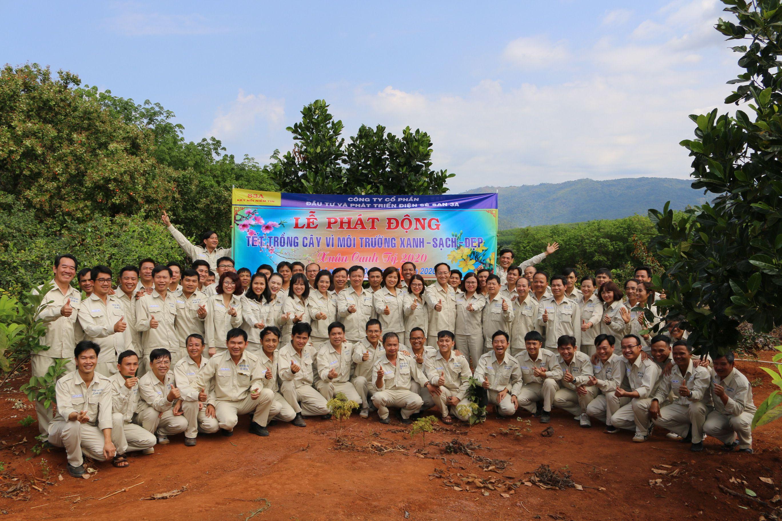 Tết trồng cây 2020