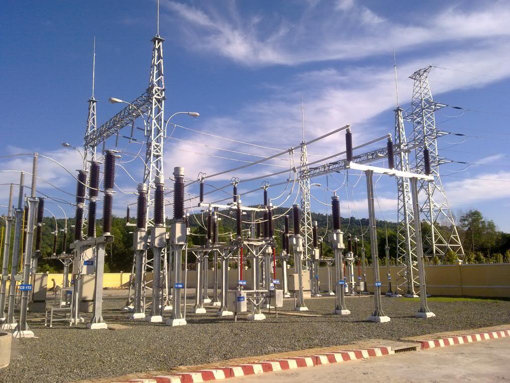 Tuyên truyền công tác an toàn tại các trạm biến áp 110kV