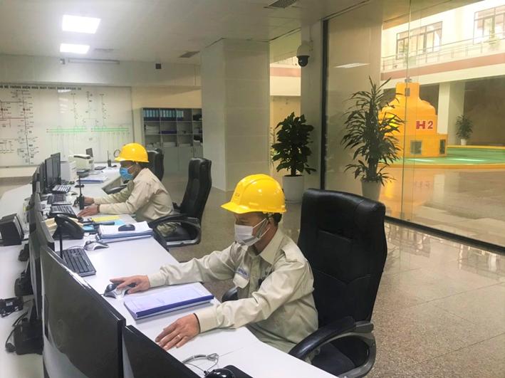 Sê San 3A đảm bảo sản xuất an toàn song hành cùng công tác phòng, chống dịch COVID-19