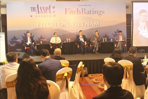Lần đầu tiên một doanh nghiệp nhà nước nhận xếp hạng tín dụng tích cực của Fitch Ratings