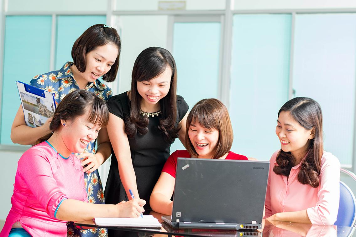 Văn hóa ứng xử trong doanh nghiệp