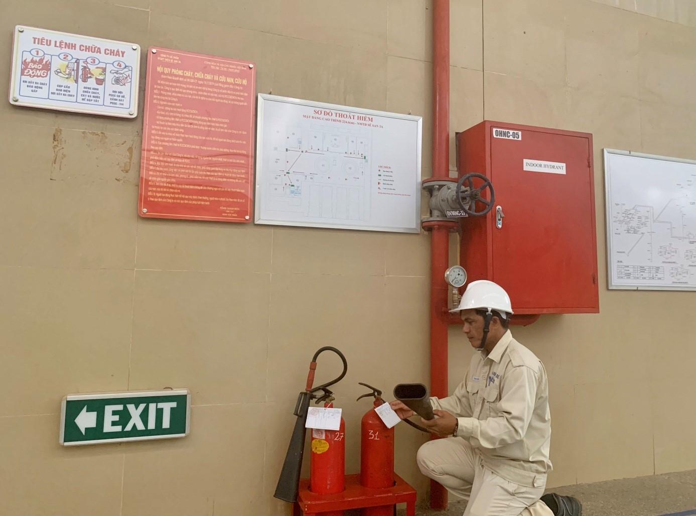 Mùa khô an toàn với công tác phòng cháy chữa cháy năm 2020