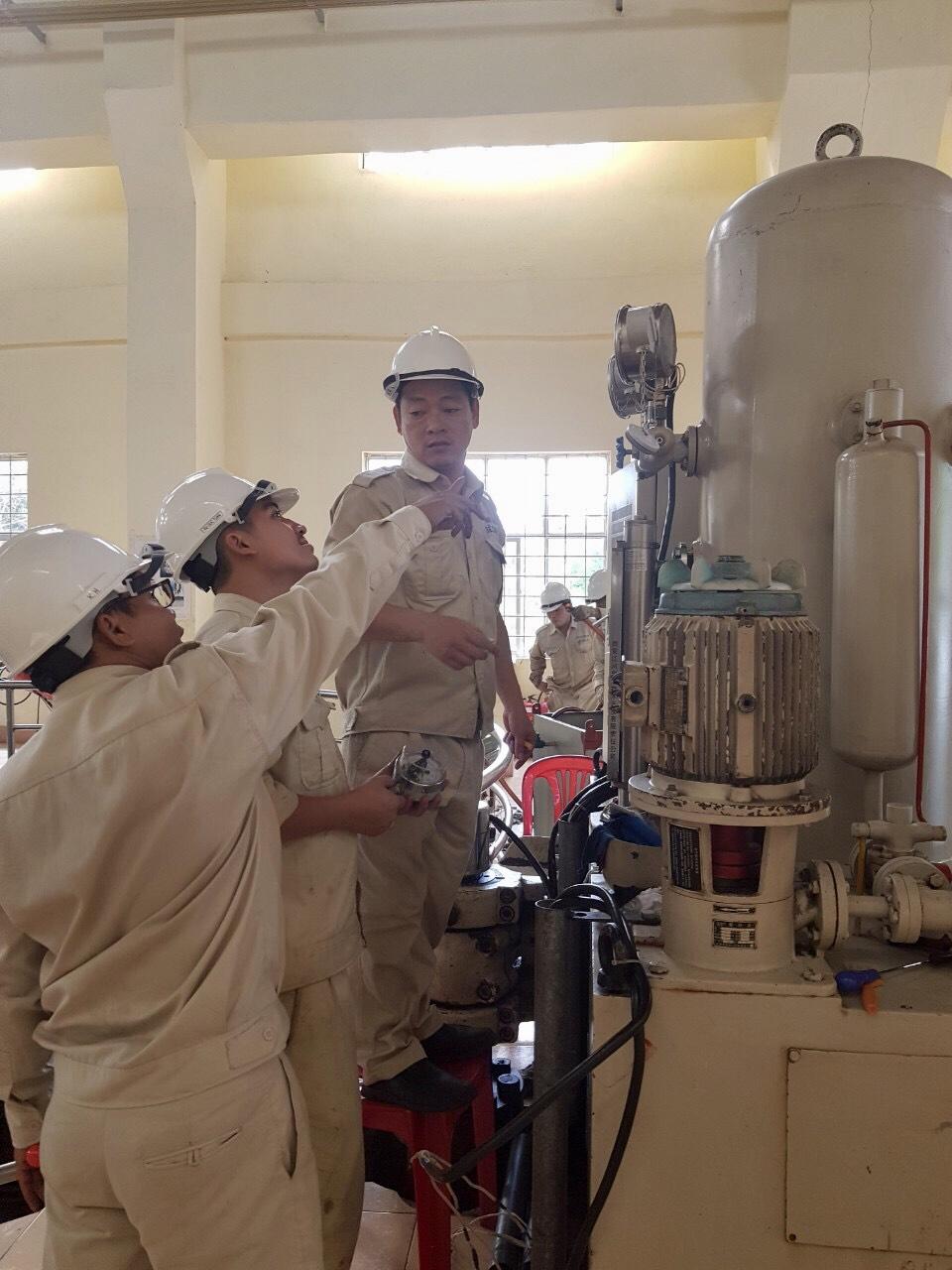 Sê San 3A thực hiện trung tu sửa chữa, bảo dưỡng định kỳ thiết bị Nhà máy thủy điện Sông Ông