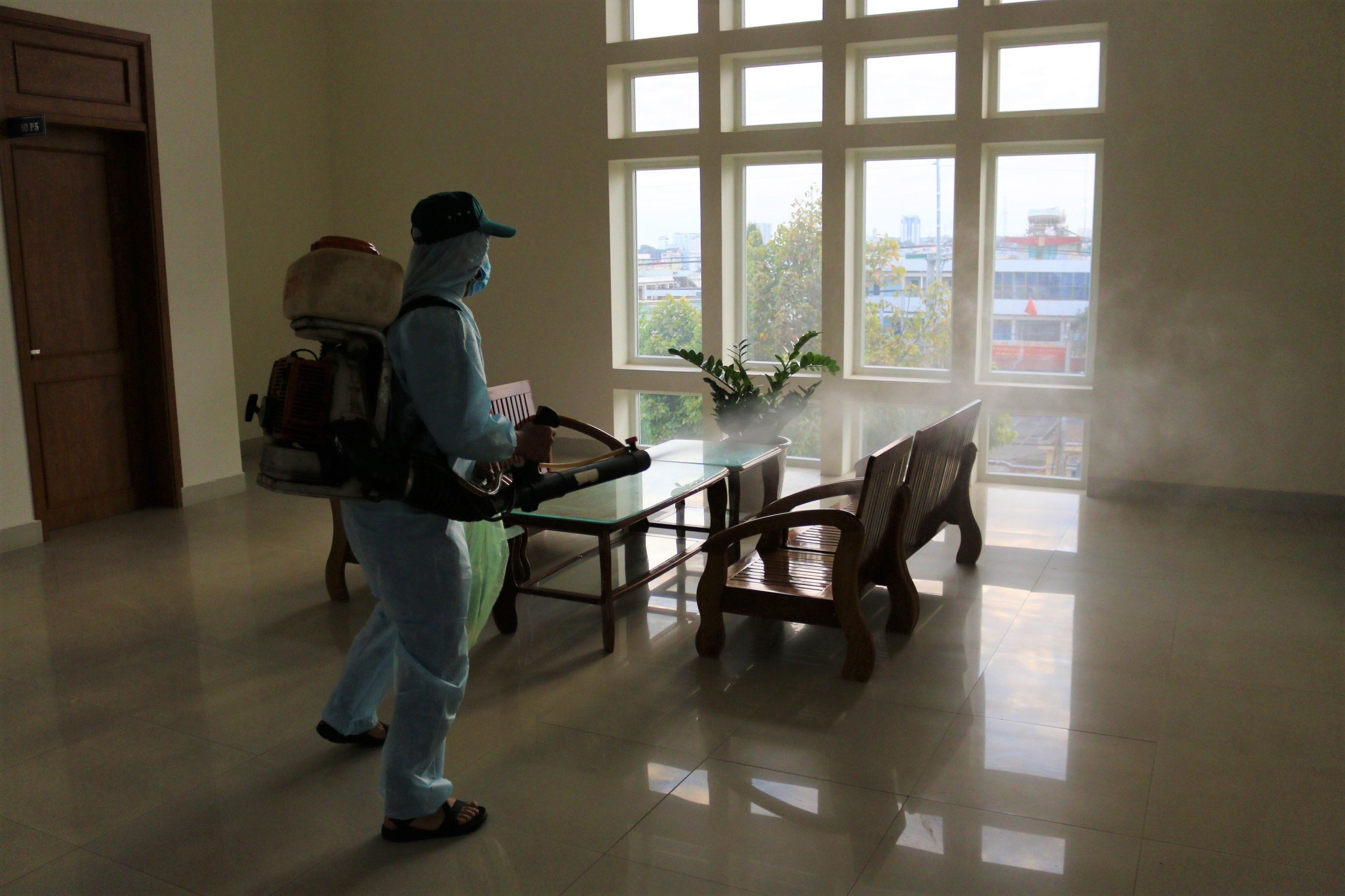 Sê San 3A chủ động phòng, chống dịch bệnh nCov