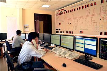 Tháng 1/2017: Thị trường điện hoạt động ổn định